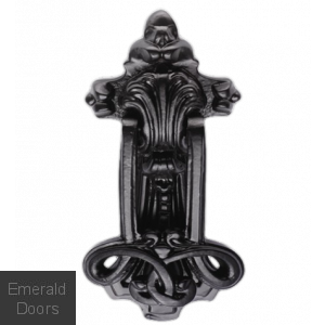 Antique Black Door Knocker
