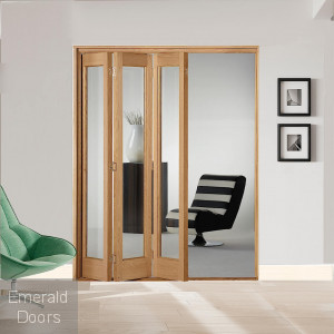 Internal Sliding Doors | Buy Room Dividers UK | Emerald Doors