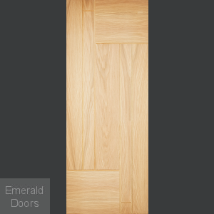 Fernando External Oak Warmer Part L Door