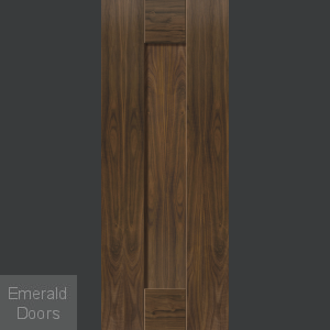 Axis Walnut Internal Door