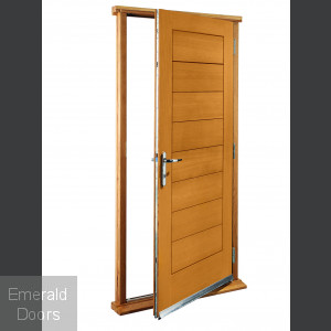 Modena Oak Doorset