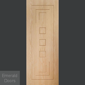 Altino Interior Oak Door