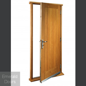 Suffolk Oak Doorset