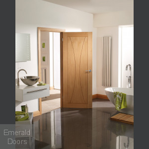 Custom Made Verona Fire Door