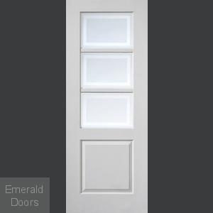 Andorra White Moulded Internal Door