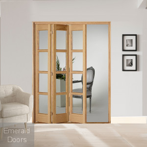 Internal Sliding Doors | Buy Room Dividers UK | Emerald Doors on
