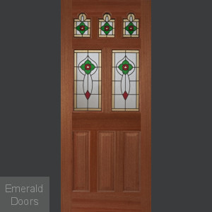 Ealing Rose External Door