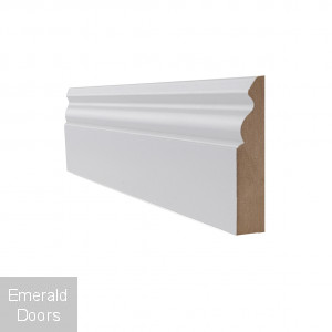 Empire Skirting White Primed