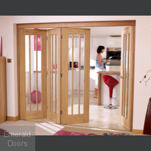 Internal Folding/Sliding Modular Door Frame Kit