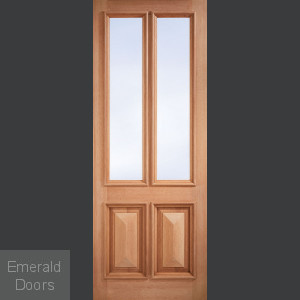 Islington Unglazed Hardwood External Door