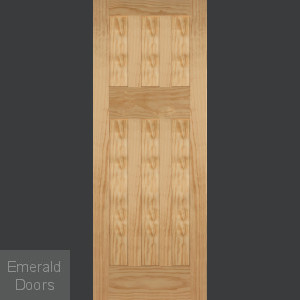 1930 Pine Six Panel Internal Door