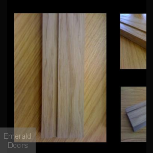 Solid Oak Bronx Architrave