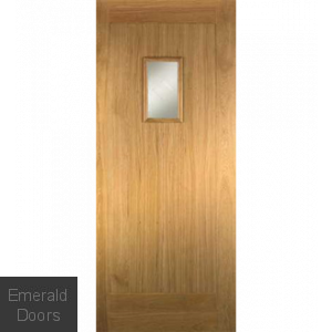Oak Hillingdon External Door Part L