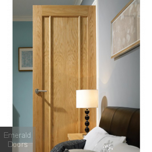 Lincoln Oak Fire Door