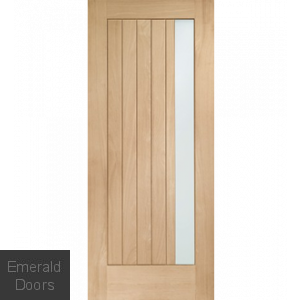 Oak Trieste External Door
