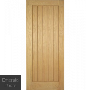 Mexicano Oak Fully Finished Door