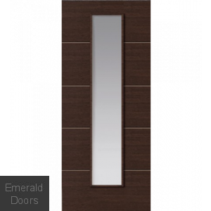 Eco Wenge Glazed Internal