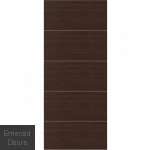 Eco Wenge Fire Door
