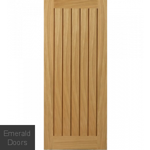 River Oak Yoxall Prefinished Fire Door
