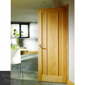 Worcester Prefinished Oak Door