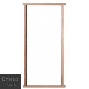 Hardwood External Door Frame