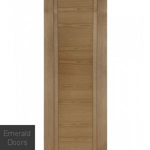 Capri Oak Fire Door