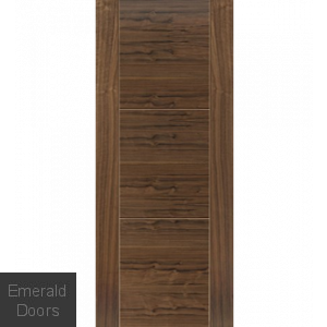 Mistral Walnut Fire Door