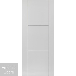 Mistral White Fire Door