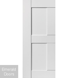 Contemporary White Eccentro Internal