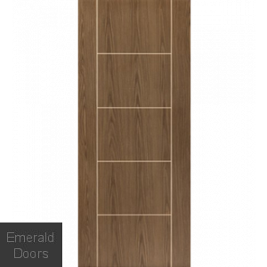 Eco Mocha Fire Door