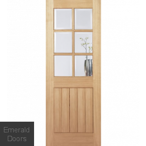 Mexicano Oak 6L Internal Door
