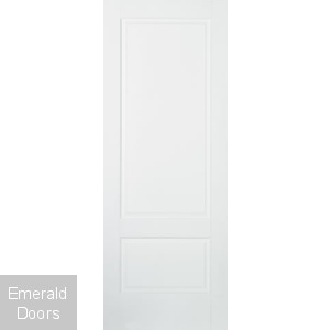 Solid White Brooklyn Door