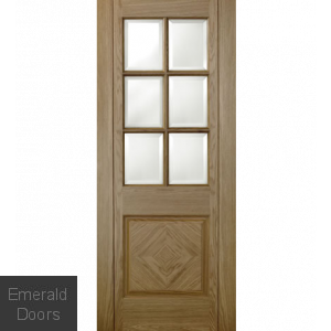Supermodel Oak Barcelona Door