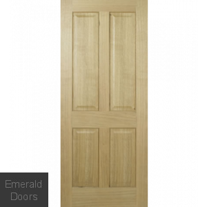 Oak Regency 4P Prefinished FD30