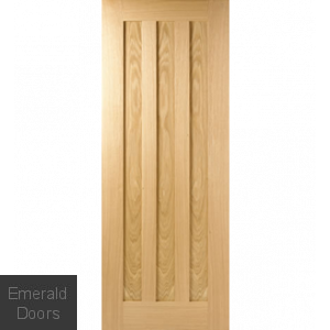 Idaho Oak Internal Fire Door