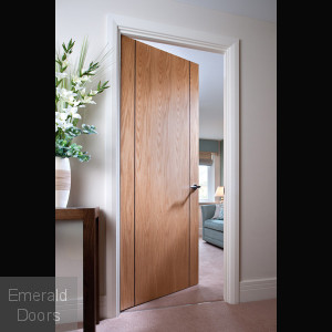 Chartwell Oak Fire Door