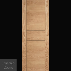 Corsica Oak Internal Door