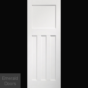 DX White  Fire Door