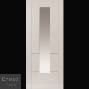 Tigris Emral Glazed Internal Door