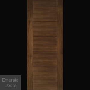 Seville Walnut Fire Door