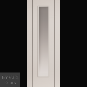 Eco Parelo Glazed Internal Door