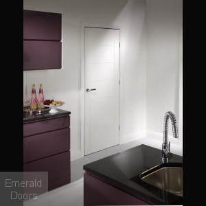 Palermo Fire Door White