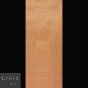 Plywood Fire Door Blank Lightweight FD30