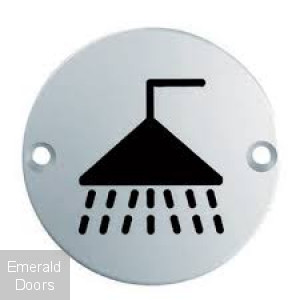 Shower Door Symbol