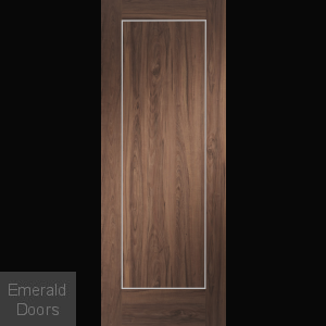Varese Pre-Finished Walnut Door