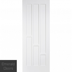 Coventry White Fire Rated Door