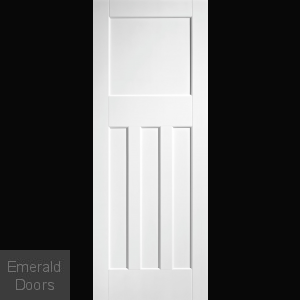 Nostalgia White DX 30 Style Fire Door