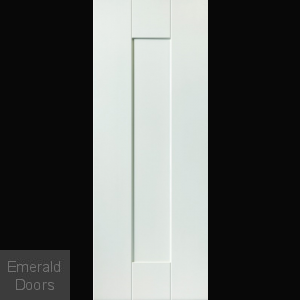 Axis White Fire Door