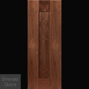 Axis Walnut Internal Fire Door