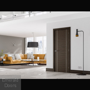 Calgary Abachi Internal Door